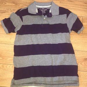 Boys Polo Style Top - size Small 6/7